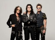 The Hollywood Vampires w Dolinie Charlotty w ramach 14 Festiwalu Legend Rocka