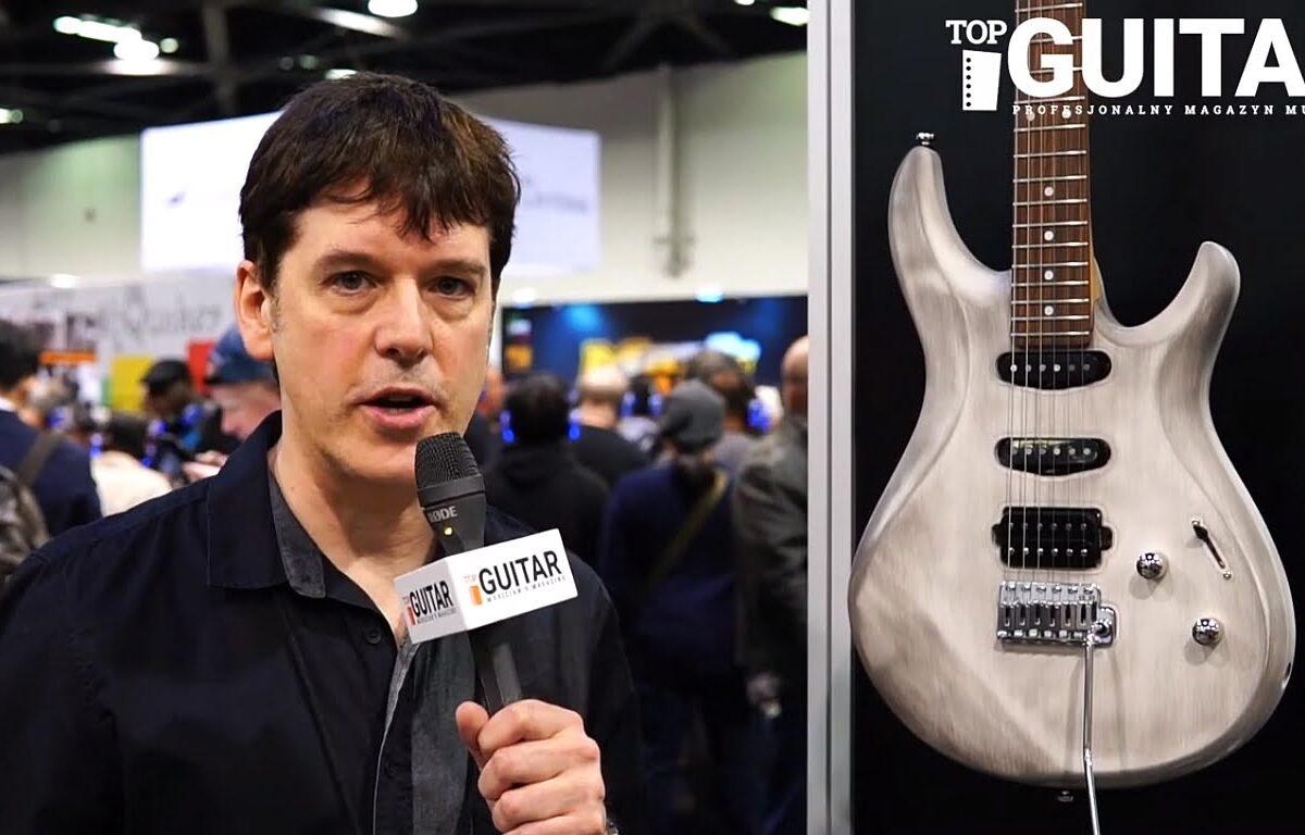 Interfejs i gitary – nowości DV Mark na 2020 rok