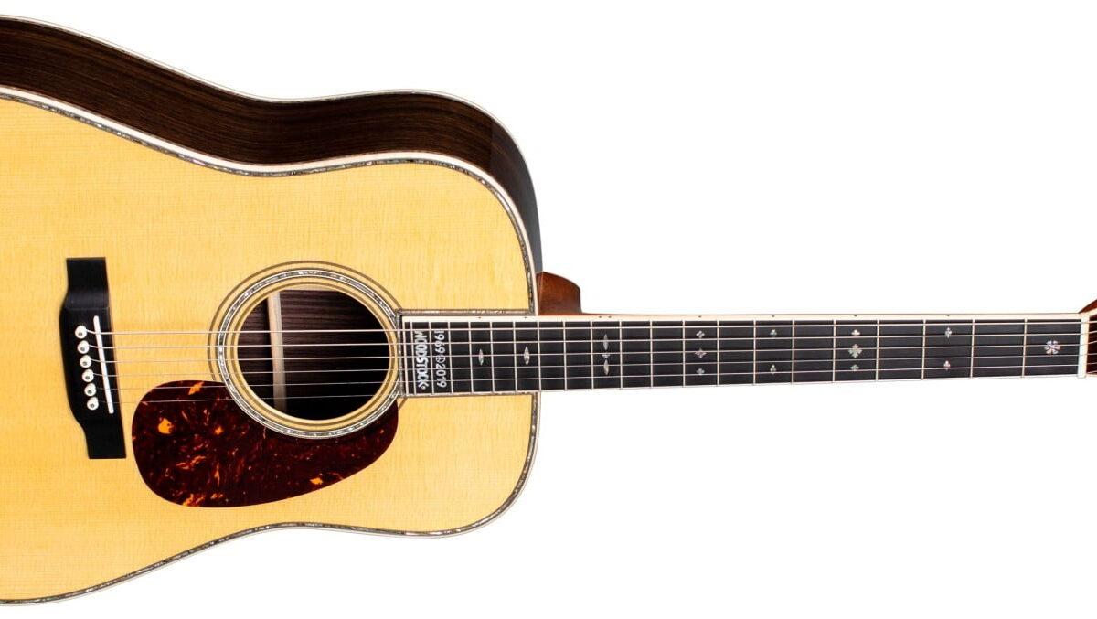 Martin D-45 Woodstock 50th Anniversary