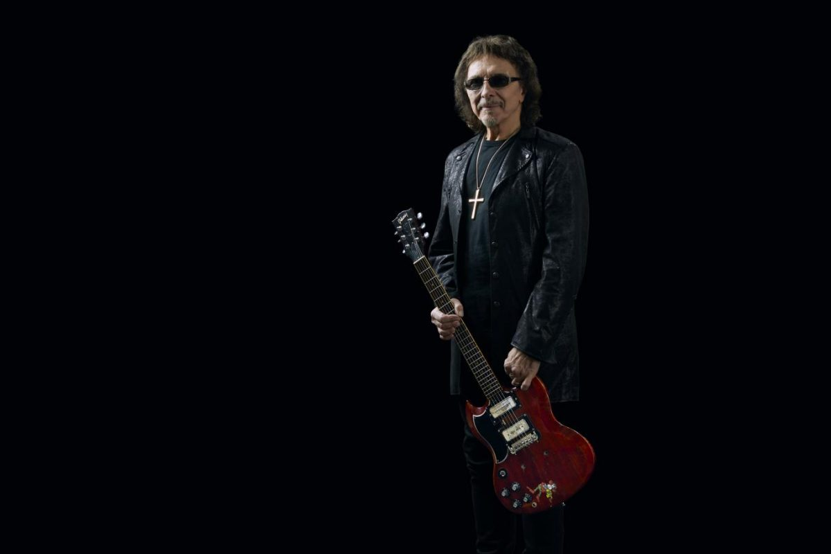 """Nowości NAMM Show 2020: Gibson Tony Iommi """"Monkey"""" 1964 SG Special Replica"""