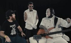 Nowości NAMM Show 2020: VMan z grupy Slipknot i Orange Bass Butler