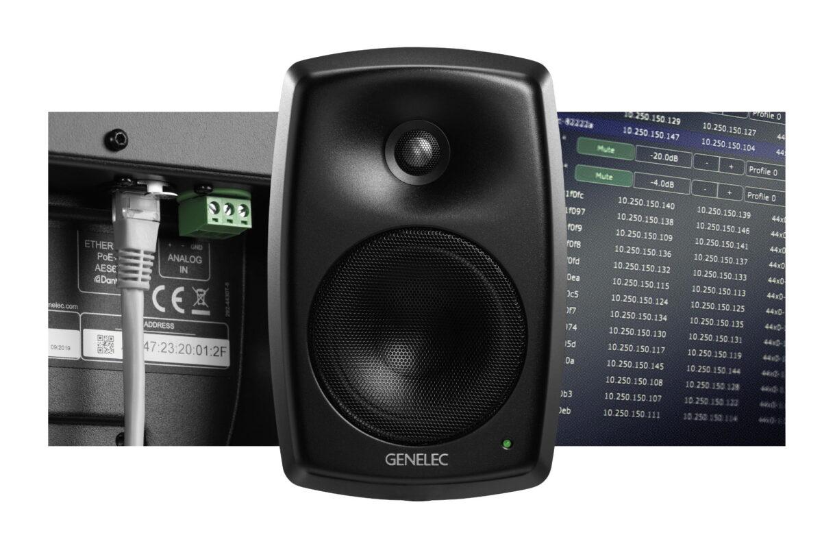Genelec 4430A – instalacyjne zestawy głośnikowe