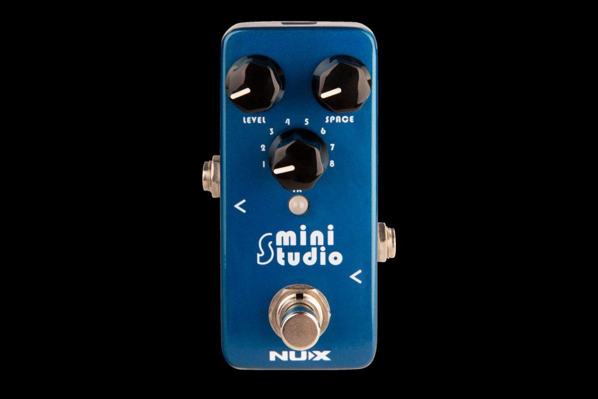 NUX Mini Studio – nowy firmware