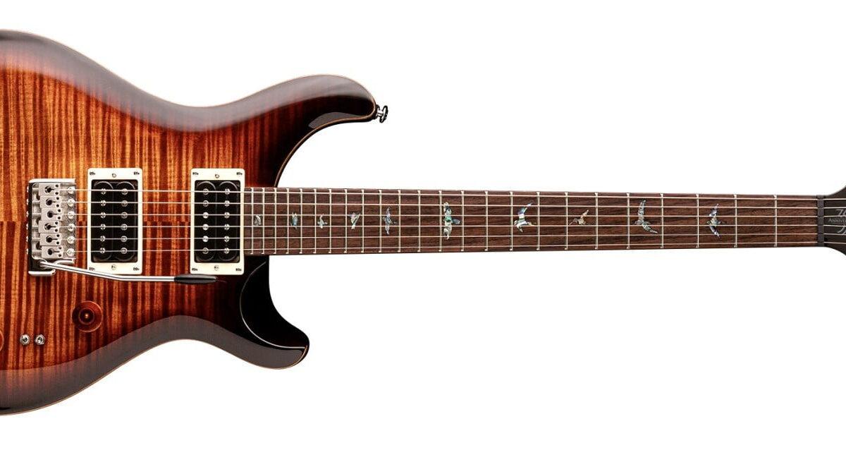 PRS Guitars – limitowane gitary na 35-lecie firmy