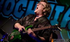 Stu Hamm ponownie na żywo w ramach cyklu Bochnia Rocks!