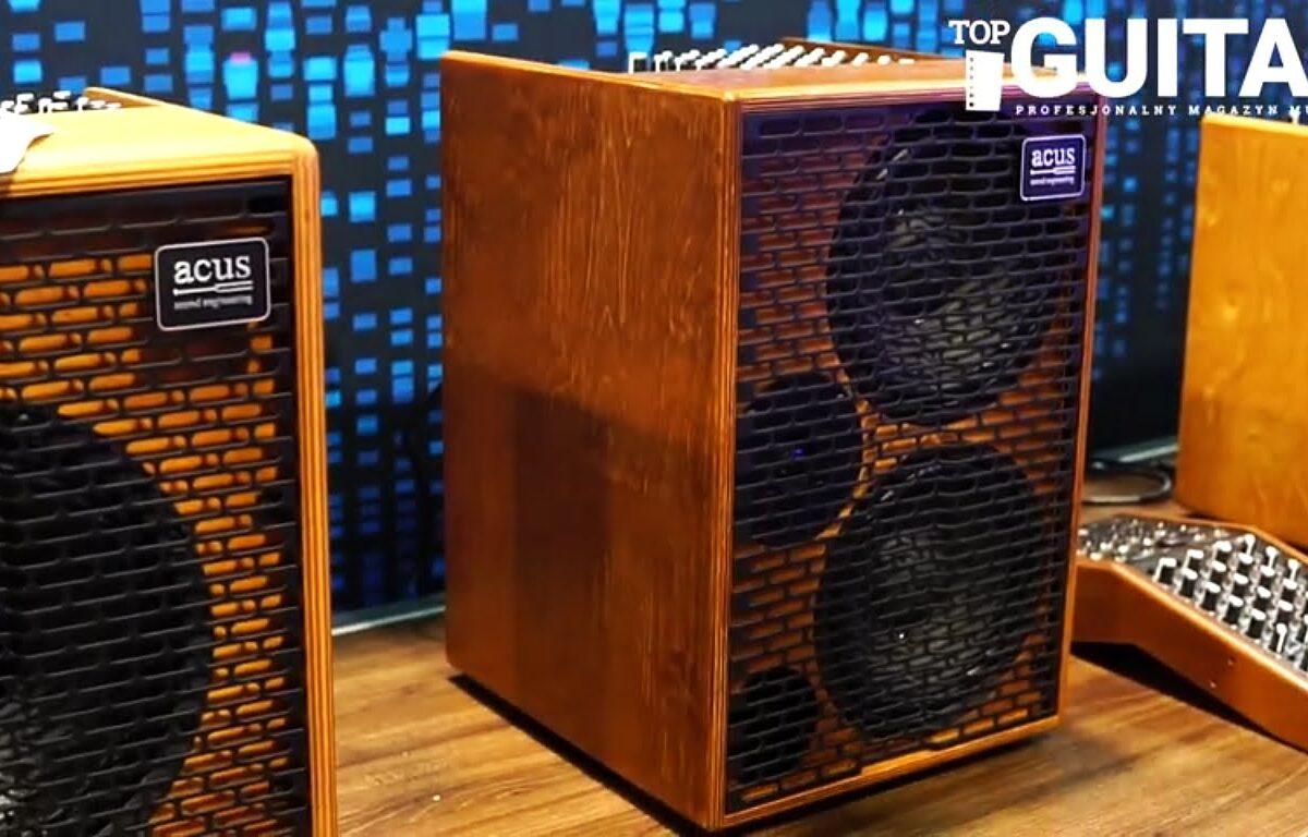Acus Sound Engineering na NAMM 2020