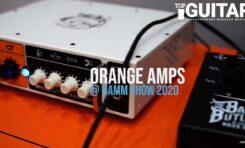 Nowości Orange Amplification na 2020 rok
