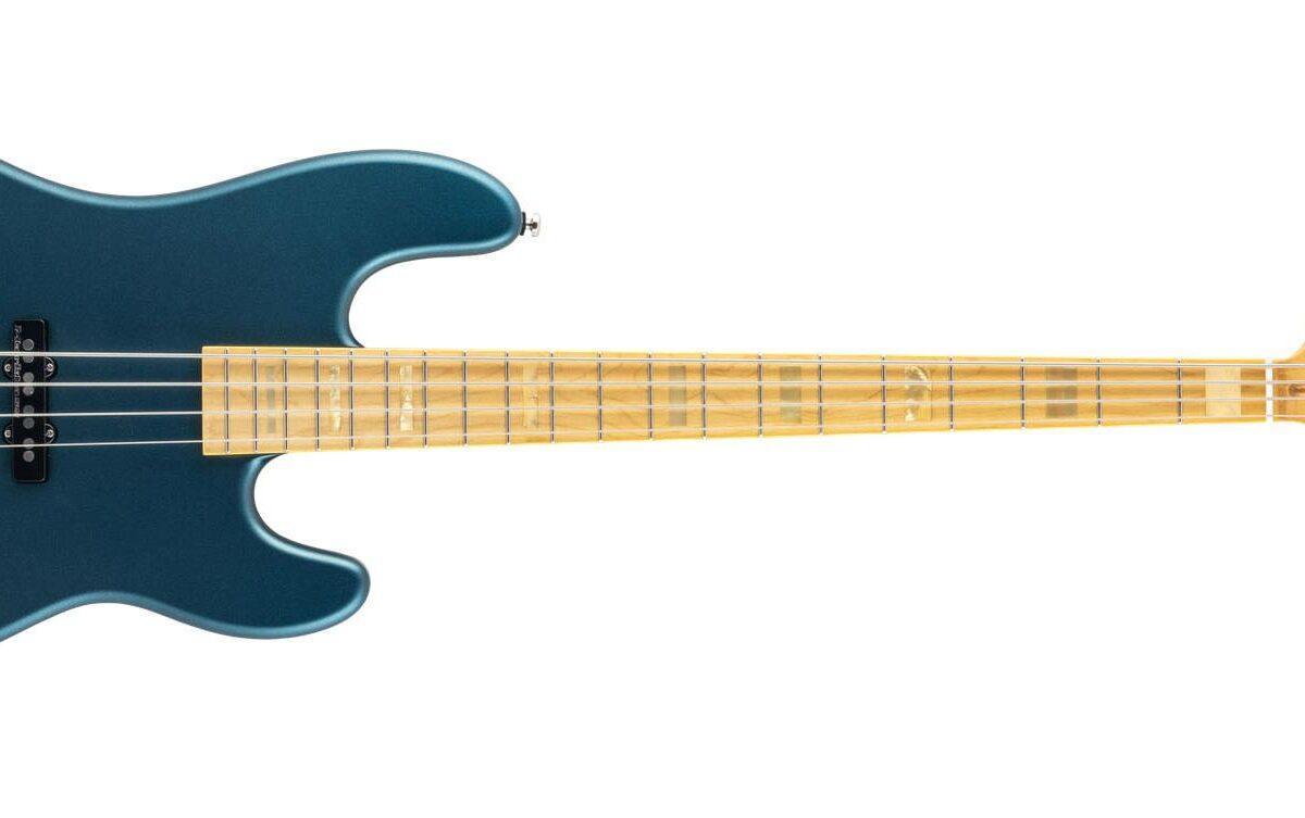 Markbass – gitary basowe z serii MB JP