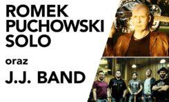 Romek Puchowski oraz J.J. Band zagrają w Hard Rock Pub Pamela