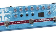 Tech 21 SH1 - Steve Harris Signature
