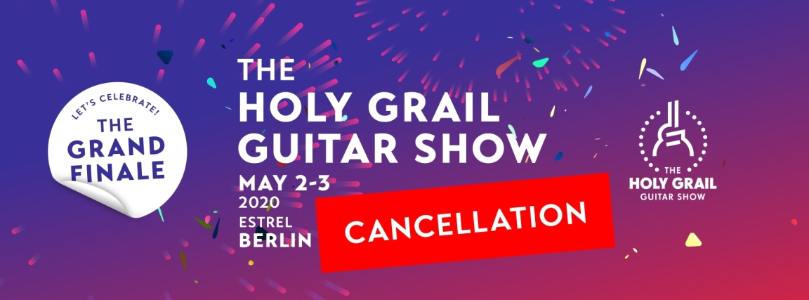 The Holy Grail Guitar Show 2020 w… internecie