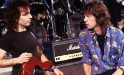 Joe Satriani wspomina grę z Mickiem Jaggerem