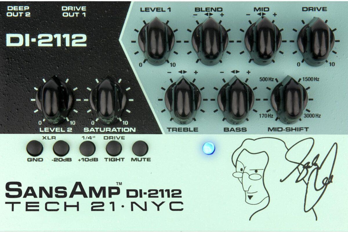 Tech 21 DI-2112