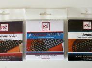 RC Strings JG Carbon + Nylon, Sonata i JG Dynamic White HT - recenzja