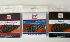 RC StringsJG Carbon + Nylon, Sonata i JG Dynamic White HT - recenzja