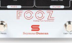 Seymour Duncan Fooz Analog Fuzz Synth