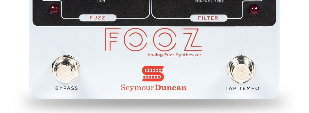 Seymour Duncan Fooz Analog Fuzz Synth