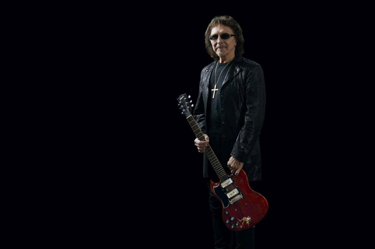 "Gibson Tony Iommi ""Monkey"" 1964 SG Special Replica"