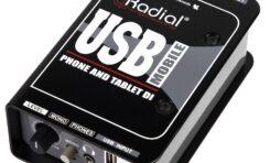 Radial USB-Mobile