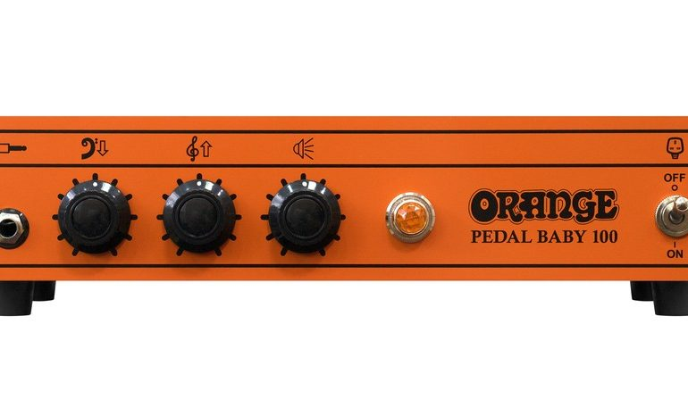 Orange Pedal Baby 100 - recenzja