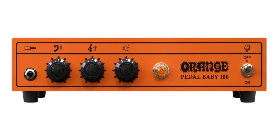 Orange Pedal Baby 100 – recenzja