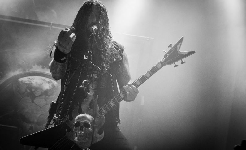 "Marcel ""Schmier"" Schirmer (Destruction) - powrót thrash metalu"