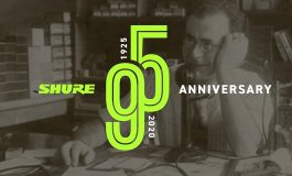 95 lat firmy Shure Incorporated