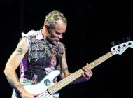 "Flea - fragmenty książki ""Acid For the Children"""