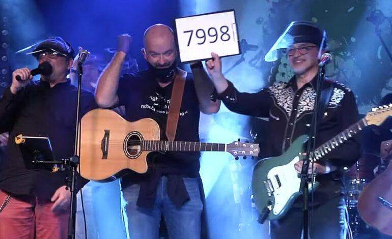 Gitarowy Rekord Świata 2020 - film