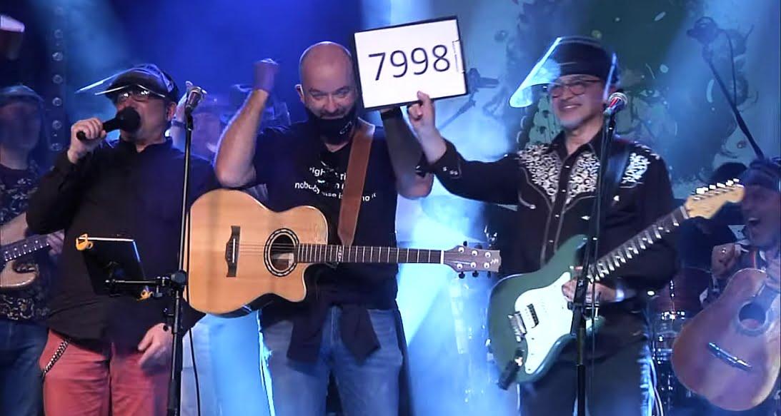 Gitarowy Rekord Świata 2020 – film