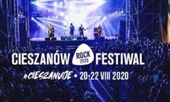 Cieszanów Rock Festiwal 2020 odbędzie się online!