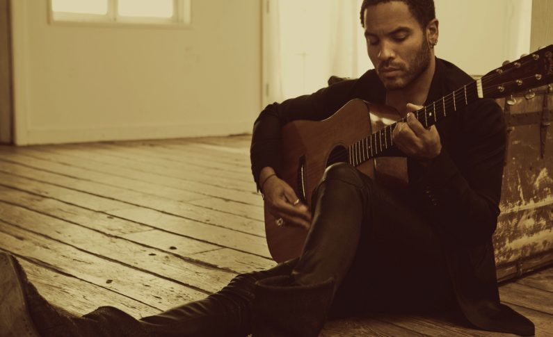 """Lenny Kravitz: """"mam jakieś trzysta gitar"""""""