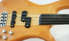 Warwick Rock Bass Streamer NT1 4 Fretless - recenzja