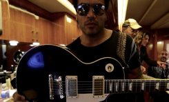 Lenny Kravitz - gitary, wzmacniacze, efekty