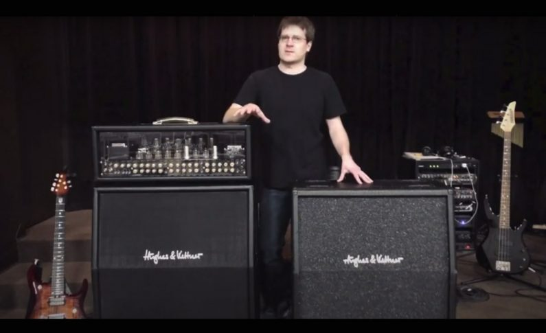 Hughes & Kettner TC 412 A60 vs CC 412 A30 – wideo
