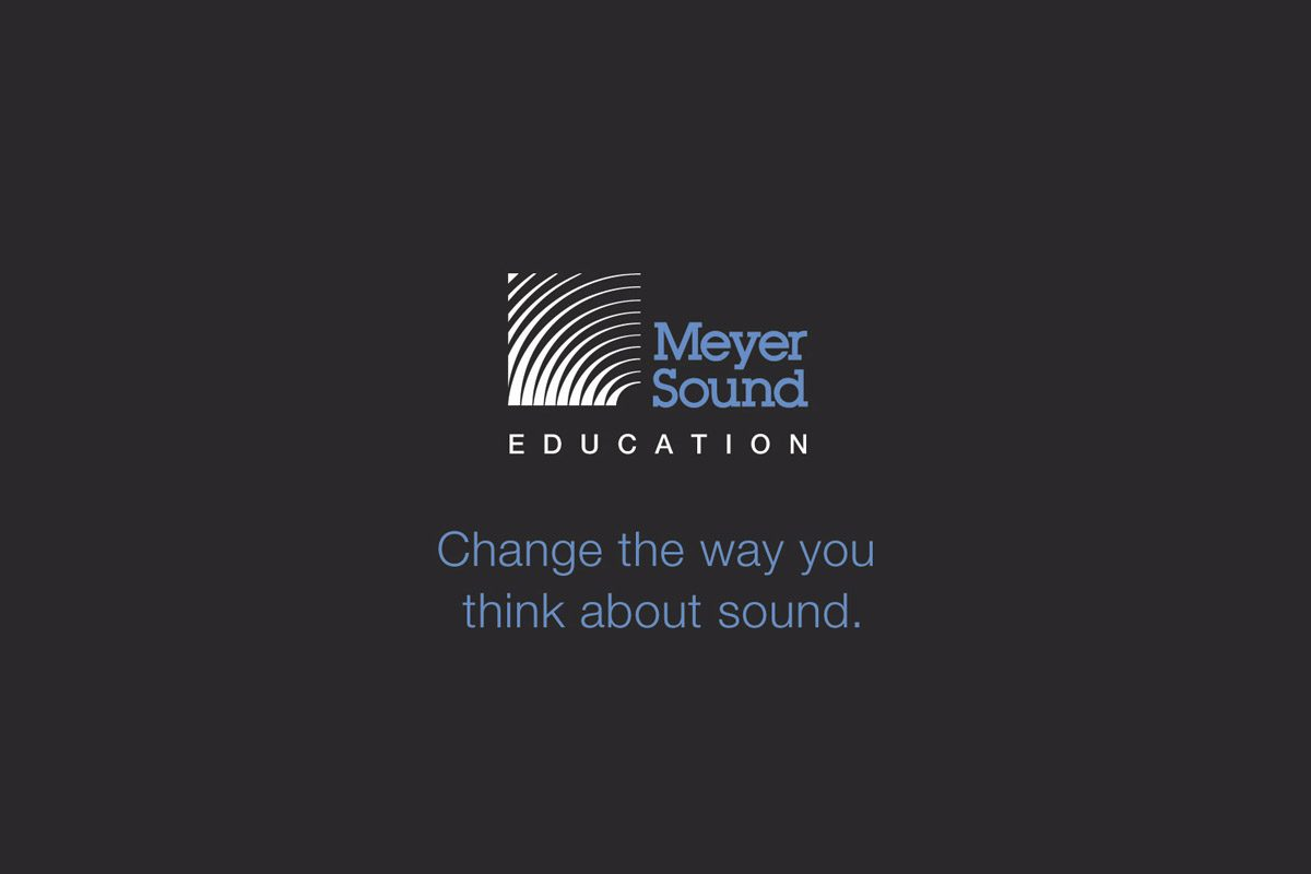"""Meyer Sound """"From Apocalypse Now to Bluehorn"""""""