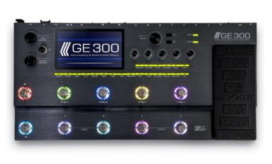 Mooer GE 300 - recenzja