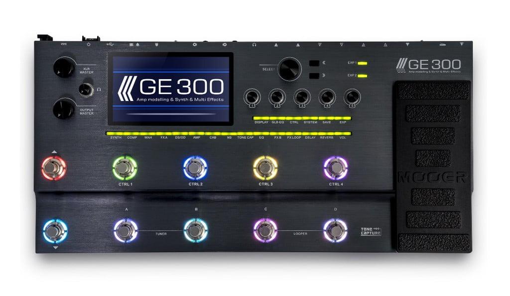 Mooer GE 300 – recenzja
