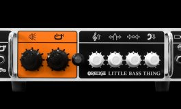 Orange Little Bass Thing i Bass Butler w Arcade Audio