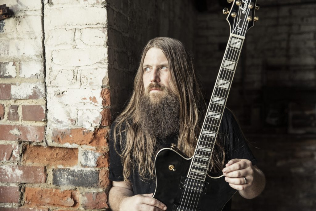 Mark Morton, fot. Travis Shinn