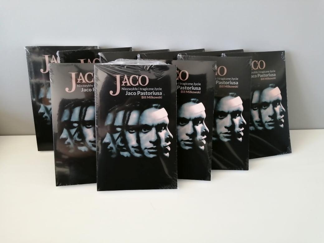 """""""Jaco. Niezwykłe i tragiczne życie Jaco Pastoriusa"""" – książka"""
