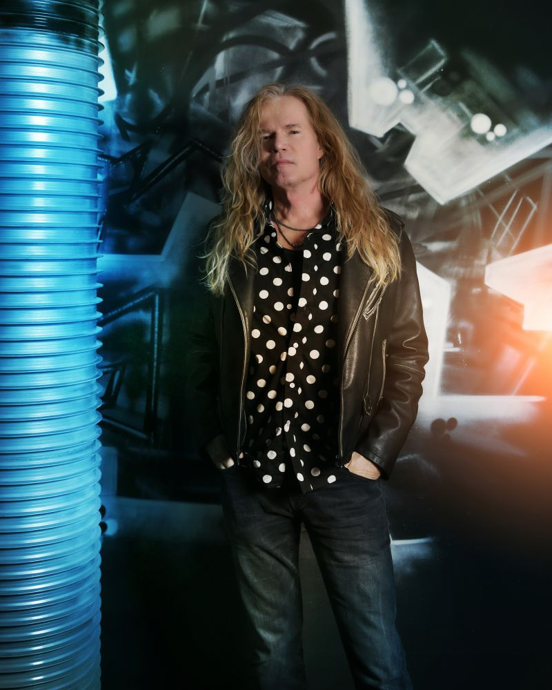 Adrian Vandenberg - gitarzysta (c) Stefan Schipper