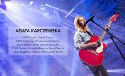 Koniec lock downu - Agata Karczewska ogłasza trasę koncertową!