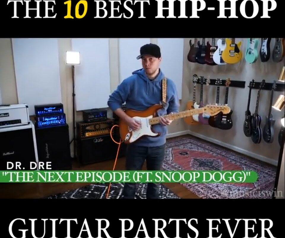 Gitara i hip-hop – to się nie gryzie!