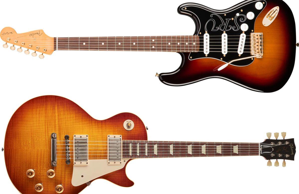 Les Paul czy Stratocaster – która gitara lepsza?