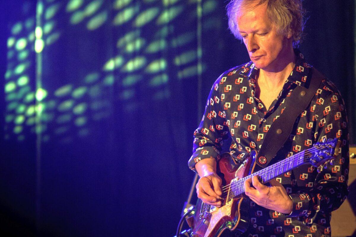 Przemek Greger – gitarzysta Stanisława Soyki
