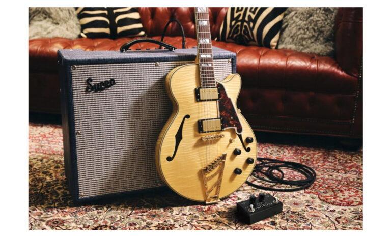 D'Angelico Guitars właścicielem Supro i Pigtronix