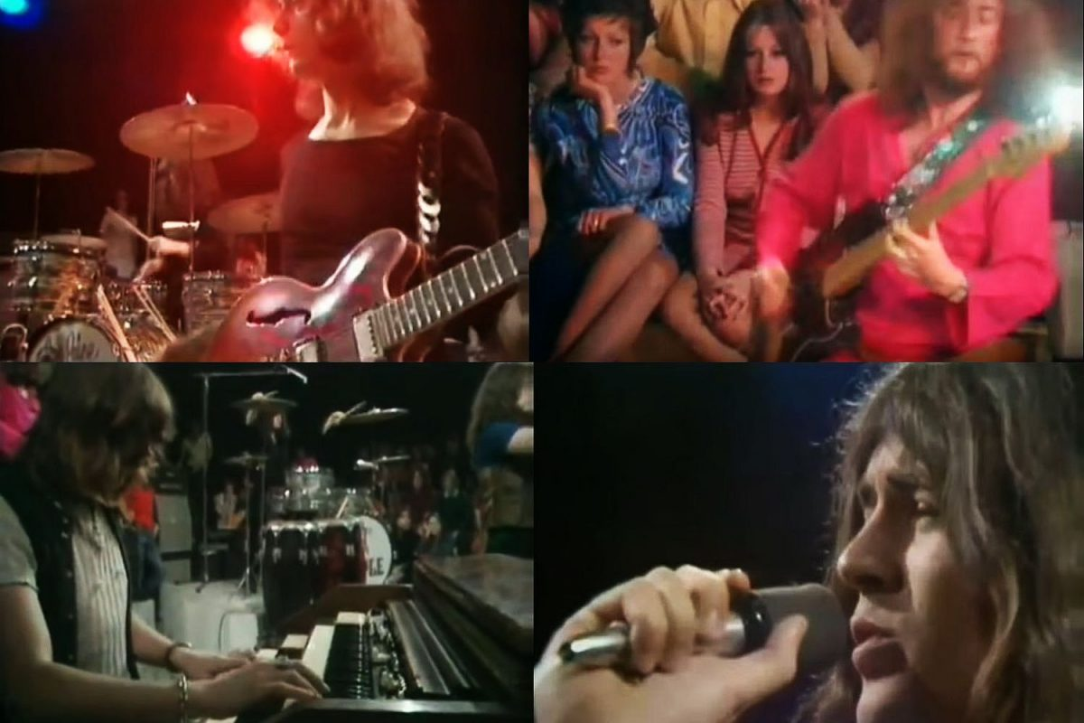 "Deep Purple ""Doing Their Thing"" – Live in Granada TV (1970)"