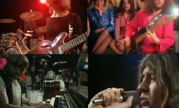 """Deep Purple """"Doing Their Thing"""" - Live in Granada TV (1970)"""