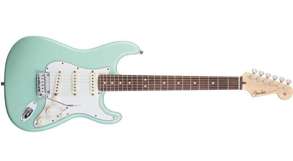Fender Stratocaster Jeff Beck Signature
